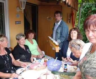 Besuch aus Halle 2009
