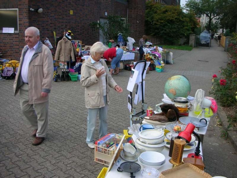 Trödelmarkt 2009